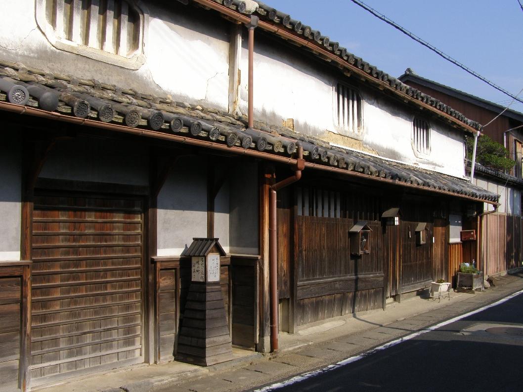 Maison Japonaise Traditionnelle Construire le vieux quartier de yuasa / culture japonaise